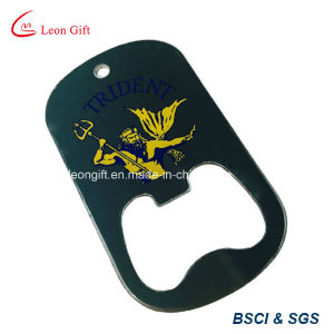 Factory Supply Cheap Printed Bottle Opener Dog Tag pictures & photos
