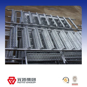 Galvanized Scaffolding Steel Stair Case