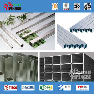 Thin Wall Stainless Seamless Steel Pipe pictures & photos