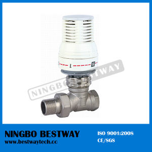 Brass Thermostatic Radiator Valve (BW-R04) pictures & photos