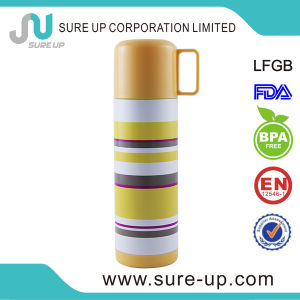 Colorful Double Wall Stainless Steel Thermos Flask (FSAT) pictures & photos