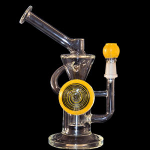 Hot Sale Factory Shipment Glass Smoking Recycler pictures & photos