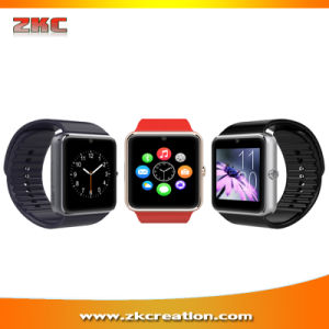 Gt08 Smart Watch with SIM Card Clock Sync Notifier Bluetooth Connectivity Apple Andriod Smartphones