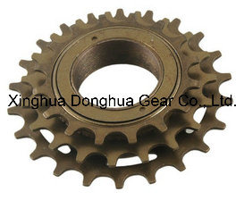 Metal 3 Speed Sprocket Threaded Freewheel for Bicycle Bike pictures & photos