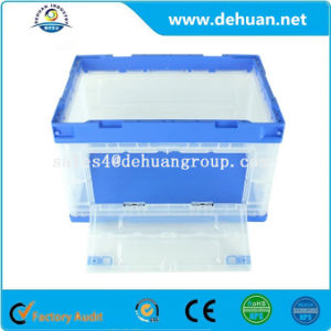Cheap Plastic Container with Easy Folding pictures & photos