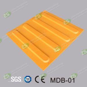 Customizable Durable 30*30cm Rubber Paving Tactile Tile pictures & photos