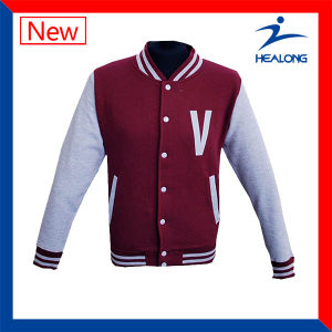 Latest Design Sportswear Men′s Winter Baseball Jackets pictures & photos