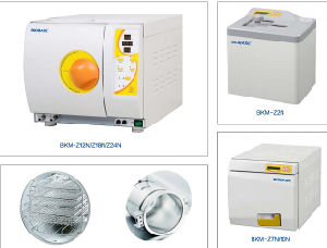 Biobase Table Top Mini Autoclaves 2L~24L with Sterilization Class N pictures & photos