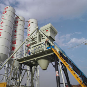 Force Concrete Mixer, Concrete Mixing Plant, Ready-Mix Machine (JS-1500) pictures & photos