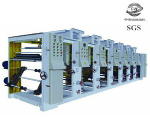 Strong Quality High Speed 8 Colors Gravure Printing Machines pictures & photos