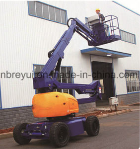14-22m Electric Crank-Type Aerial Work Platform pictures & photos