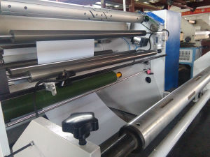 Paper Label Hot Melt Adhesive Coating Machine pictures & photos