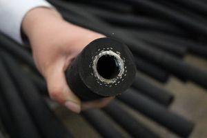 Flexible Concrete Vibrator Rubber Hose Hot Sale