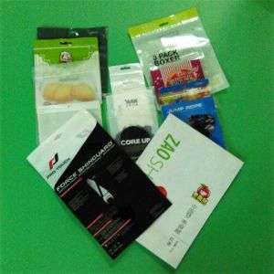 High-Quality Vacuum Transparent Nylon Bag for Food pictures & photos