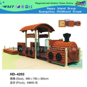 Popular Best Price Outdoor Playground for Children (HD-4203) pictures & photos