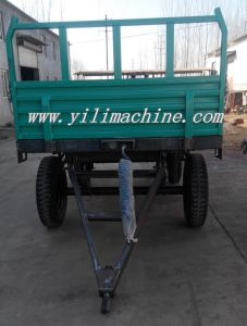 Farm Trailer, 3t Hydraulic Trailer, Tractor Trailer pictures & photos