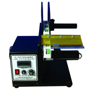 Automatic Label & Sticker Stipping Machine, Label Stripper pictures & photos