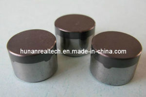 Diamond Compact of Tungsten Carbide Substrate and Polycrystalline Diamond Cutter