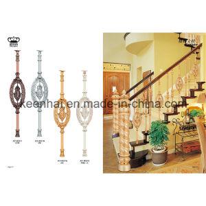 Villa Decorative Luxury Indoor Balcony Cast Aluminum Balustrade pictures & photos