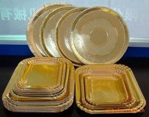Aluminum Foil Plate Forming Machine pictures & photos