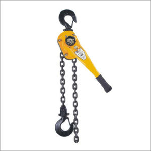 We Supply Capacity 750kg Combined Steel Lever Chain Blocks