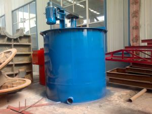Sand Gold Separation Use Cyanide Leaching Tank pictures & photos