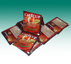 Resealable Aluminum Foil Packaging Bags for Coffee pictures & photos