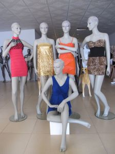 Hot Sale Female Mannequin for Store Dress pictures & photos