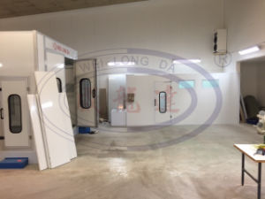 Paint Mixing Room for Car Spray Booth Wld-Mr-B2 pictures & photos
