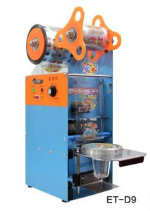 Manual Sealing Machine with Counter pictures & photos