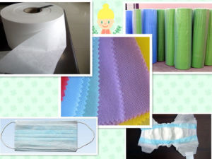 Meltblown Non Woven Fabric Machine pictures & photos