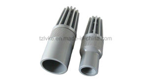 PVC Spring Foot Valve (ANSI, DIN, NPT, BSPT) pictures & photos