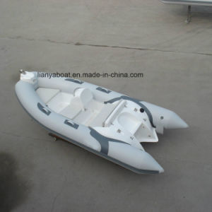 Liya 3.8m Rigid Inflatable Boat PVC Rib Boat for Sale pictures & photos
