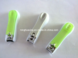 W-620s-3 Plastic Shell Trimmer Manicure Nail Clipper pictures & photos