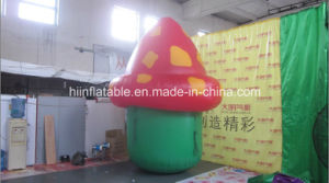 New Design Mini Inflatable Mushroom House for Sale pictures & photos