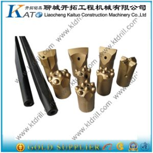 40mm Export Quality Carbide Tip Rock Drill Chisel Bit pictures & photos