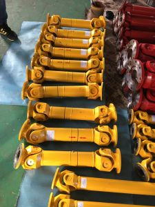 Telescopic Welded Universal Cardan Shaft Coupling pictures & photos