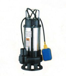 Sewage Submersible Water Pump (V750-B) pictures & photos
