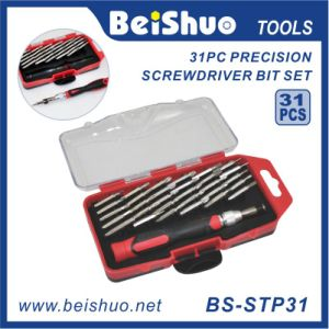 31-PC Pocket Precision Repair Handtools Screwdriver Bit Set pictures & photos