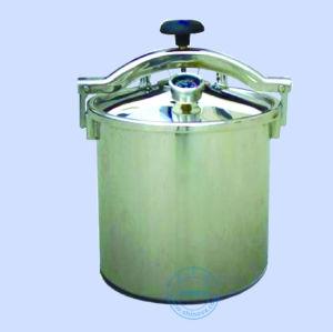 24L Portable Pressure Steam Sterilizer (MS-P24) pictures & photos