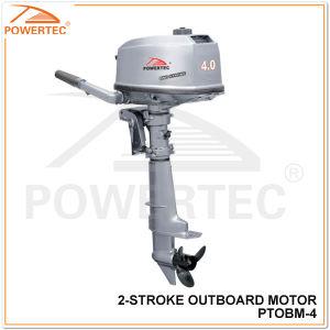 Powertec 2-Stroke 102cc 4.0HP Gasoline Outboard Motor (PTOBM-4) pictures & photos