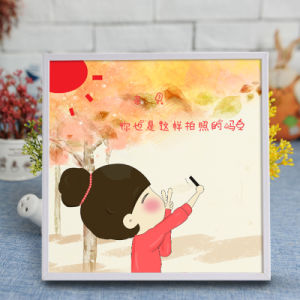 Factory Direct Wholesale New Children DIY Handcraft Sticker Promotion Kids Girl Boy Gift T-035 pictures & photos
