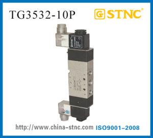 3 Positions /5 Ports Solenoid Valve (TG3532-10C. E. P)