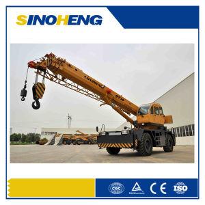 Sinoheng Hoist Rough Terrain Crane Qy60 pictures & photos