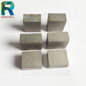 Diamond Segments for Granite Marble Limestone Block Cutting pictures & photos