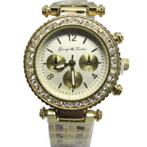 Fashion Japan Quartz Chronograph Wrist Band Watch (XM9002)