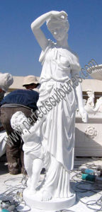 Carved Stone Marble Sculpture Granite Statue for Garden Decoration (SY-X1589) pictures & photos