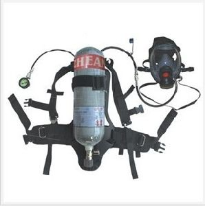 Self-Contained Positive Air Breathing Apparatus
