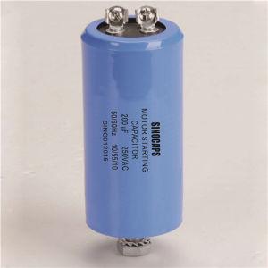 Aluminium Electrolytic Capacitor CD60 pictures & photos