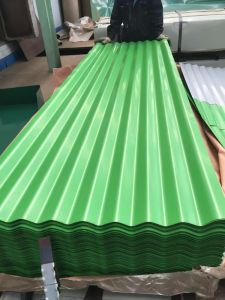 Ral Code Corrugated Roof Sheet pictures & photos